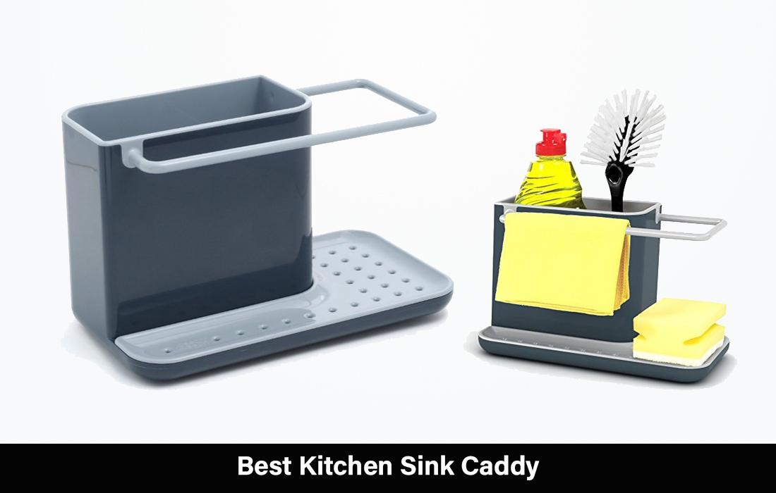 Best Kitchen Sink Caddy