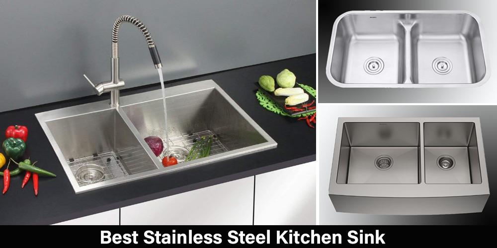 Best Stainless Steel Kitchen Sink