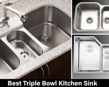 Best Triple Bowl Kitchen Sink