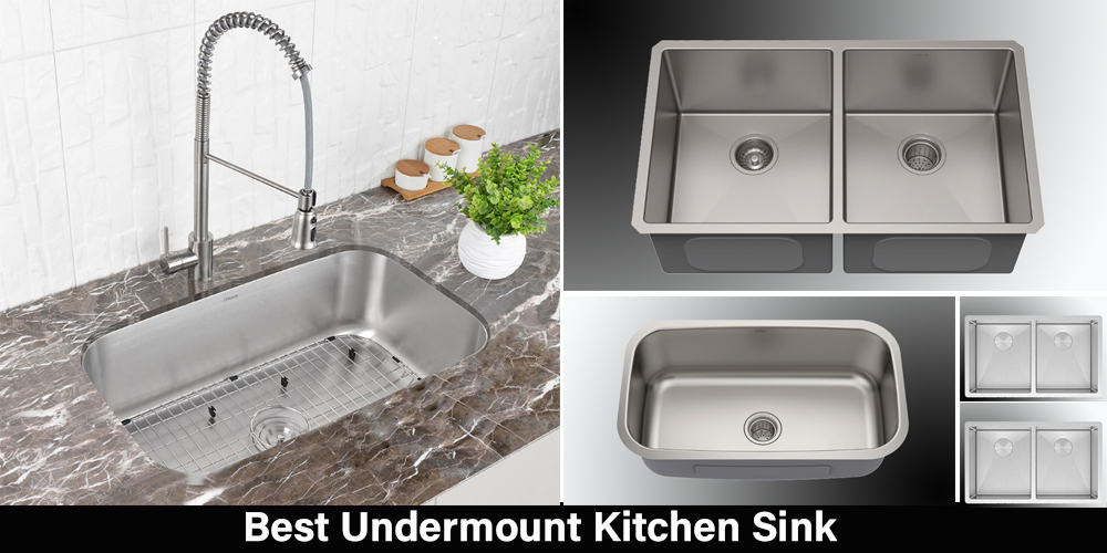 Best Undermount Kitchen Sink Top 5 Products Review And Buying Guide